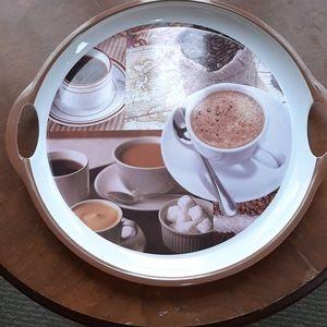Vintage Melamine Mela ware Tray